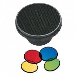 Набор соты с цветными фильтрами Falcon Eyes SSA-HC
