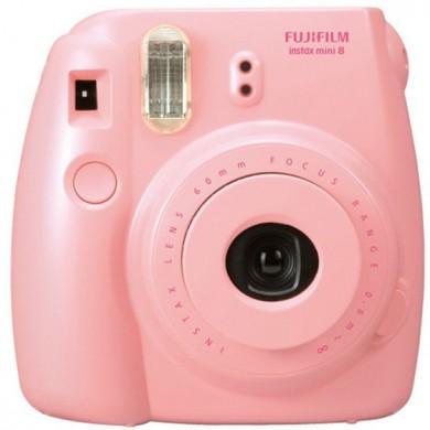 Камера моментальной печати FUJI Instax Mini 8 Pink