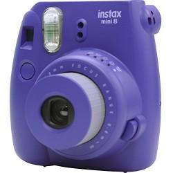 Камера моментальной печати FUJI Instax Mini 8 Grape