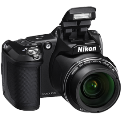 Фотоаппарат Nikon Coolpix L840 Black