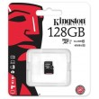Карта памяти Kingston microSDXC 128 Gb UHS-I no ad U1 (R45, W10MB/s)