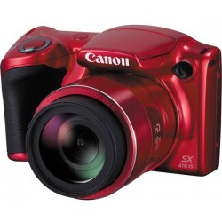 Фотоаппарат Canon PowerShot SX410 IS Red (0108C012AA)