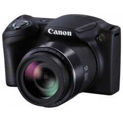 Фотоаппарат Canon PowerShot SX412 IS Black (0427C003AA)