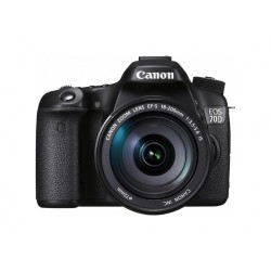 Canon EOS 70D EF-S 18-200 F/3.5-5.6 IS STM Kit