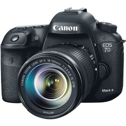 Canon EOS 7D Mark II 18-135mm f/3.5-5.6 IS STM (Kit)