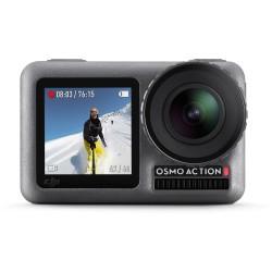 Экшн камера DJI Osmo Action + дополнительный аккумулятор