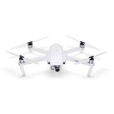 Квадрокоптер DJI Mavic Pro Alpine White (Fly More Combo)