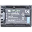Аккумулятор PowerPlant Sony NP-FV50