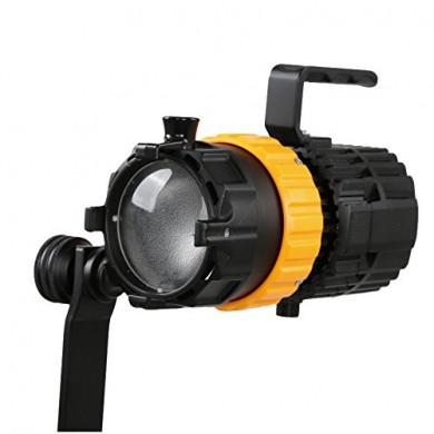 Студийный LED свет Falcon Eyes P-5TD + PA-K6 (с линзой Френеля)