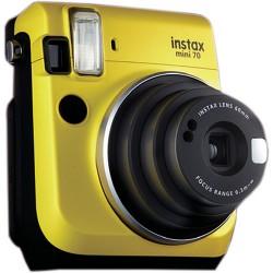Камера моментальной печати Fuji INSTAX MINI 70 Yellow EX D