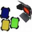 Набор аксессуаров Godox BD-07 для вспышки AD200