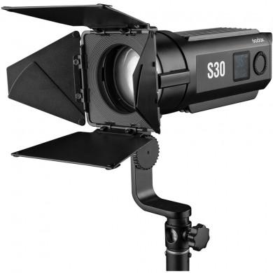 Постоянный LED свет Godox S30 (фокусируемый)