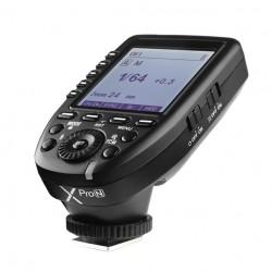Радиосинхронизатор Godox X Pro-N для Nikon (передатчик)