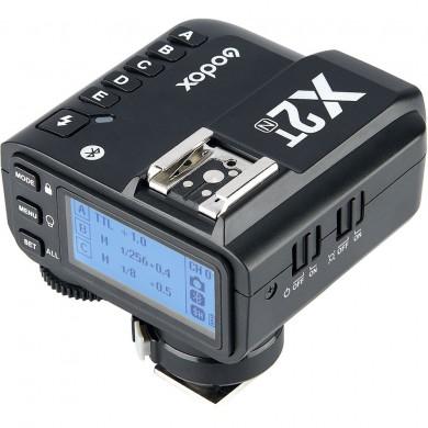 Радиосинхронизатор Godox X2T-N для Nikon (передатчик)