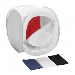Лайт куб Godox Cubelite 120 (CBLT120) (120х120х120 см) белый с 3 фонами