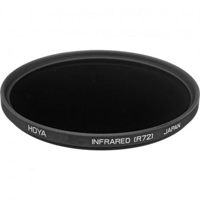 Инфракрасный светофильтр Hoya Infrared R 72 58mm