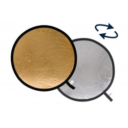 Отражатель Lastolite Collapsible Silver/Gold 76см (3034)