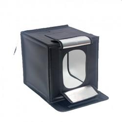 Лайт куб с LED подсветкой Mircopro 440 (50x50x50 см)