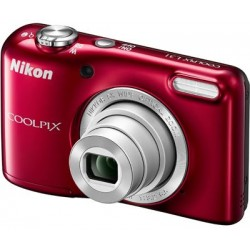 Фотоаппарат Nikon Coolpix L31 Red (VNA872E1)