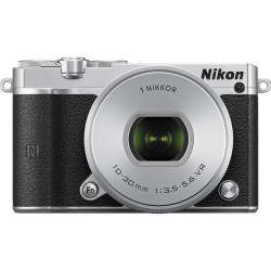 Nikon 1 J5 10-30mm PD-Zoom Silver Kit