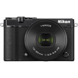 Nikon 1 J5 10-30mm PD-Zoom Black Kit