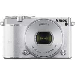 Nikon 1 J5 10-30mm PD-Zoom White Kit