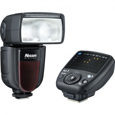 Вспышка Nissin Di700A (Kit) для Nikon