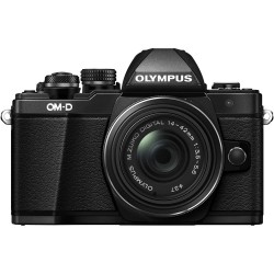 Olympus E-M10 mark II 14-42mm f/3.5-5.6 Black (Kit)