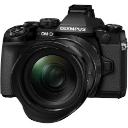 Olympus E-M1 12-40mm F/2.8 Black (Kit)