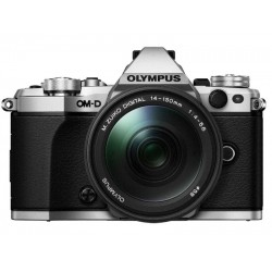 Olympus E-M5 mark II 14-150mm II f/4-5.6 Silver/Black (Kit)
