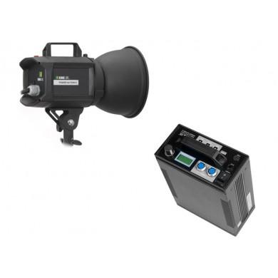 Комплект студийного света Rime Lite Power Action 600 (с батареей)