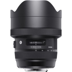 Объектив SIGMA AF 12-24 F/4.0 DG HSM Art для Canon