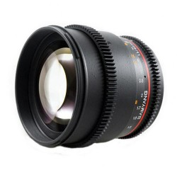 Samyang 85mm T1.5 AS UMC (VDSLR-Cine) (Nikon)