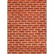 Напольный фон Savage Floor Drops Red Brick 1.52 x 2.13 м