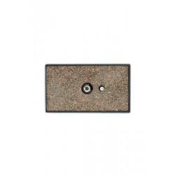 Быстросъемная площадка Slik 6027 для 504QF II, DV TRAVEL PRO