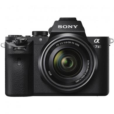 Sony Alpha A7 Mark II kit 28-70mm f/3.5-5.6 (ILCE7M2KB.CEC)