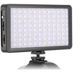 Накамерный свет Soonwell P9 RGB