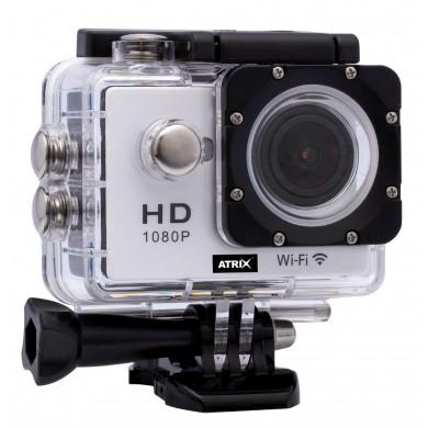 Экшн-камера ATRIX ProAction W9 Full HD (white)