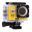 Экшн-камера ATRIX ProAction W9 Full HD (yellow)