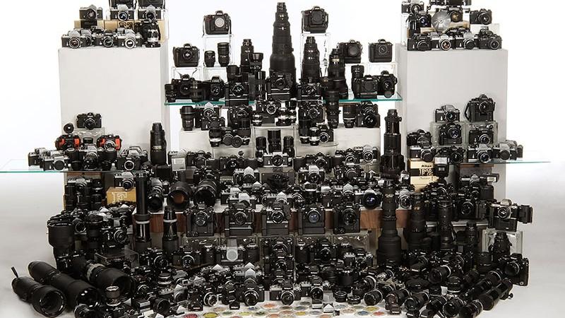 Невероятная коллекция оборудования Nikon