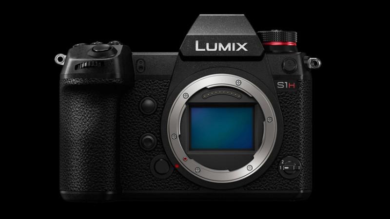 Panasonic S1H – Первая полнокадровая беззеркальная камера с возможностью записи 6K