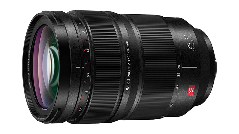 Компания Panasonic анонсировала объектив 24-70 мм f/2,8 для L-Mount