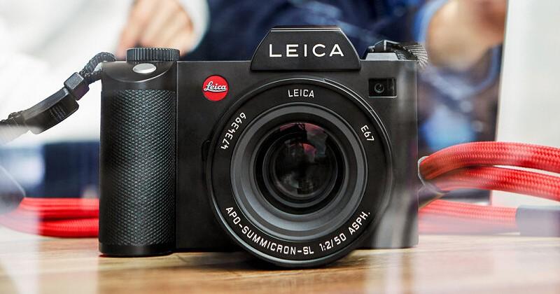 Leica анонсировала новый объектив Summicron-SL 50 мм f/2 ASPH за 4495 $