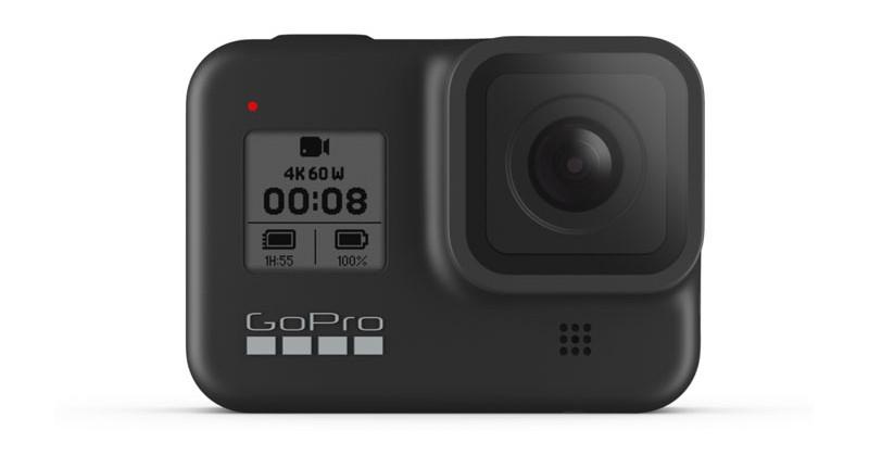 GoPro Hero 8: 4K 60 к/с, 1080p 240 к/с и медиа модуль для аксессуаров