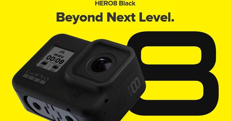GoPro Hero8 Black: Hypersmooth 2.0, Digital Lenses и многое другое