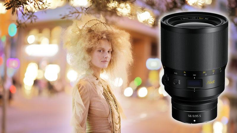 Nikon 58 мм f/0,95 S Noct: самый светосильный объектив Nikkor за 8000 $