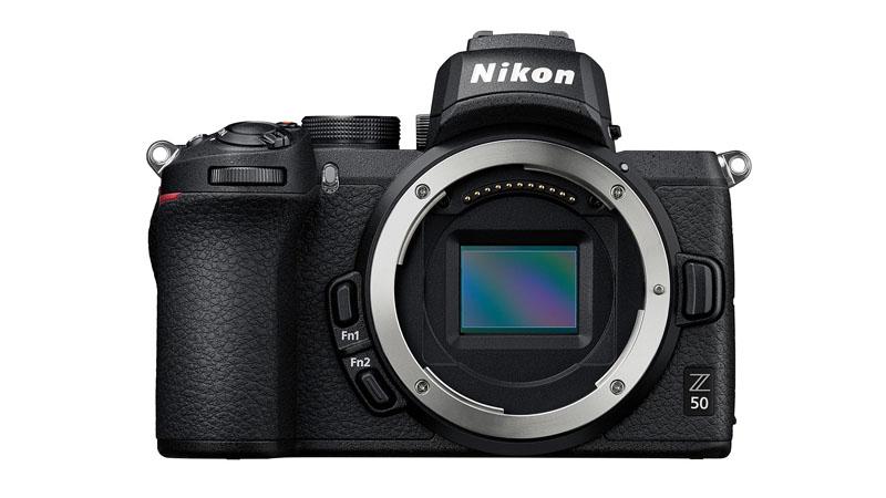 Nikon Z 50 – первая беззеркальная камера компании с APS-C сенсором