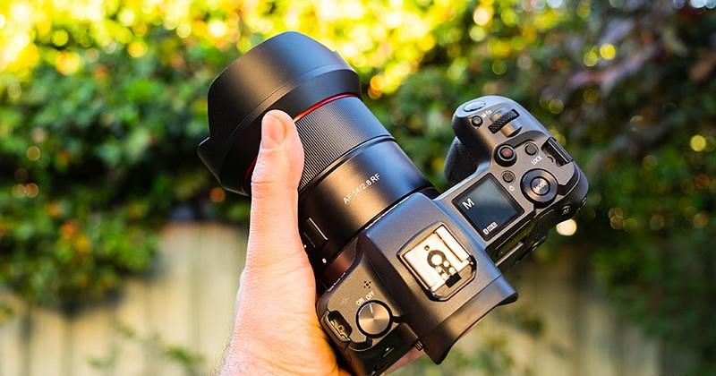 Samyang AF 14mm f/2.8 RF – первый объектив с автофокусировкой для Canon RF от стороннего производителя