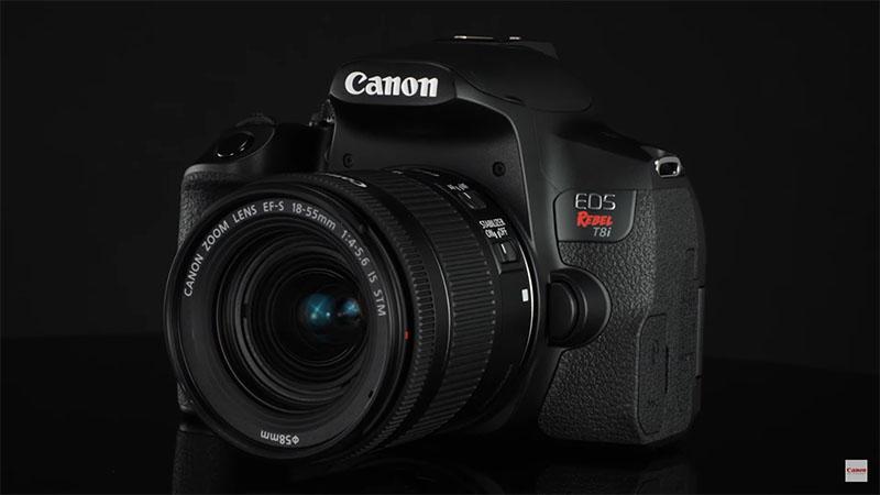 Новый Canon 850D – Eye AF и 4К видео