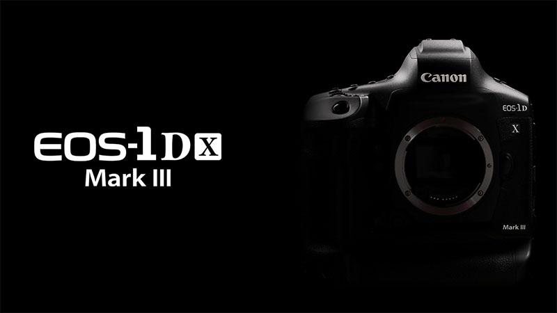 Canon 1D X Mark III – ISO 819 200, 5.5K RAW відео та багато іншого